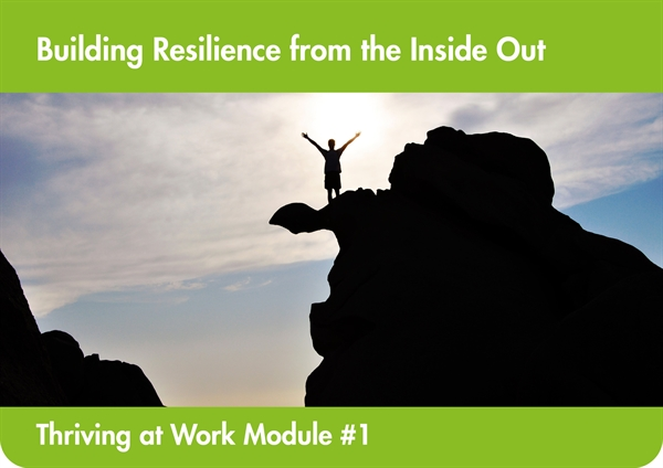 TAW1: Building Resilience from the Inside Out